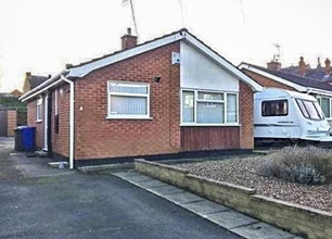 2 Bed Detached Bungalow for Sale in Grenville Drive, Ilkeston