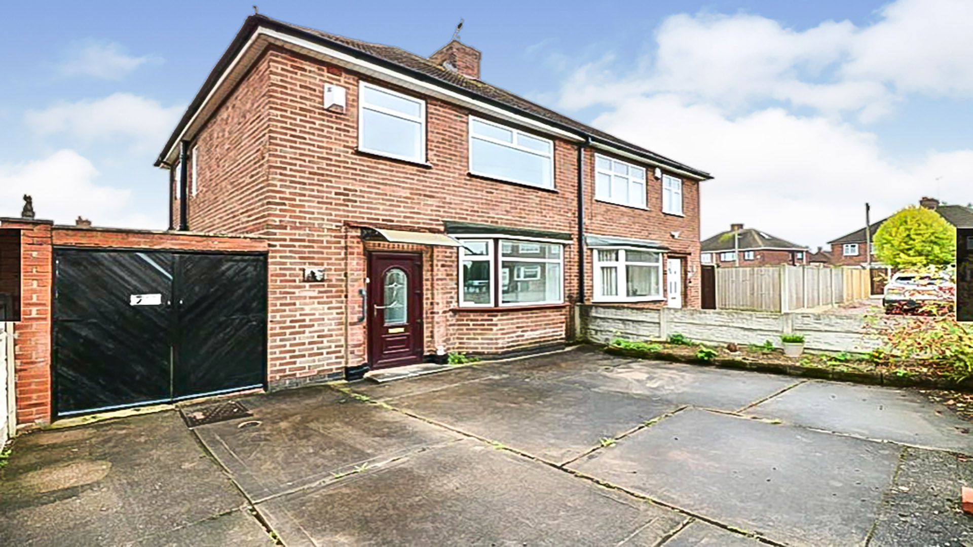 3 Bed Semi-Detached House for Sale in Rowan Drive, Kirkby-In-Ashfield