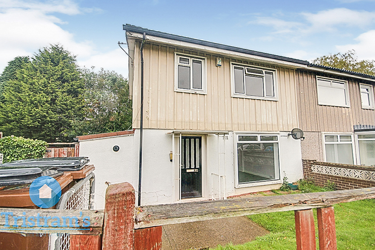 3 Bed Semi-Detached House for Sale on Melford Road, Bilborough