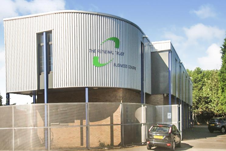 The Renewal Trust Business Center 3 Hawksworth Street