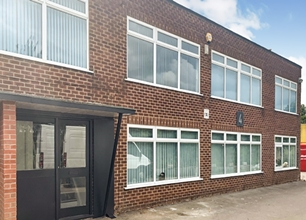 First Floor Offices Private Road No. 2, Colwick