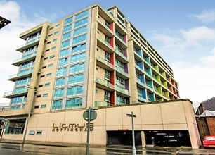 1 Bed Flat for Rent in The Litmus Building, Huntingdon Street