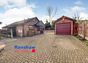 2 Bed Bungalow for Sale in Caversham Way, West Hallam