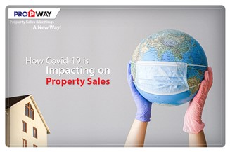 How COVID-19 is Impacting on Property Sales